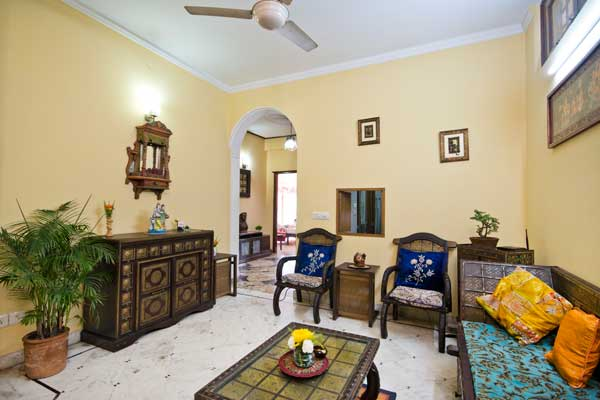 Best Luxury B&B Rooms at New Delhi